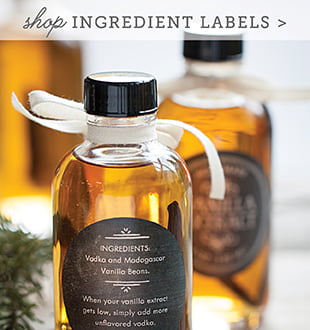 ingredient labels