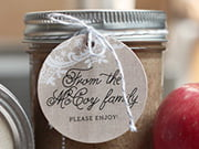 canning jar hang tags