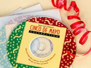 cinco de mayo cd labels