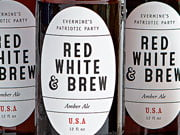 fourth of july beer labels