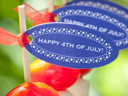 fourth of july tags