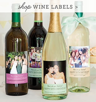 Waterproof Labels Custom Waterproof Stickers Evermine - Wine glass custom vinyl stickers