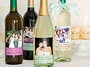 milestone birthday wine labels