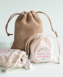 natural cloth bags