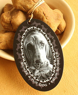 pet favor tags