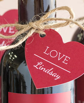 shop valentine's day tags