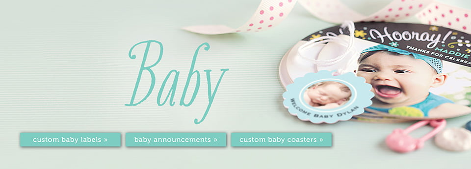 Personalized Baby Ideas