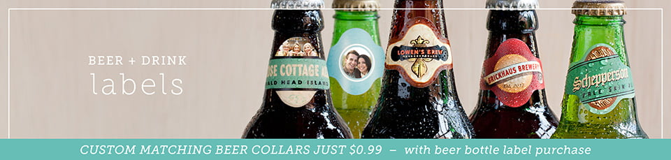 Beer Labels & Custom Beer Bottle Labels | Evermine
