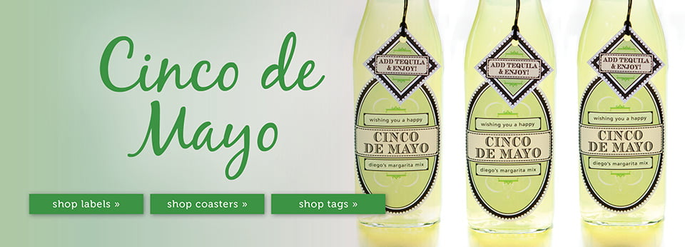 Custom Cinco de Mayo Party Ideas