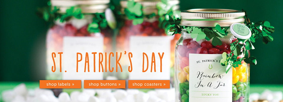 Custom St. Patrick's Day Party Ideas
