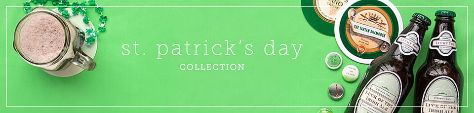 Custom St. Patrick's Day Tags