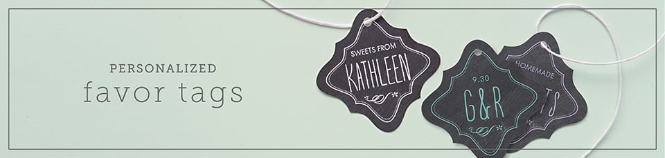 Custom Baptism Tags