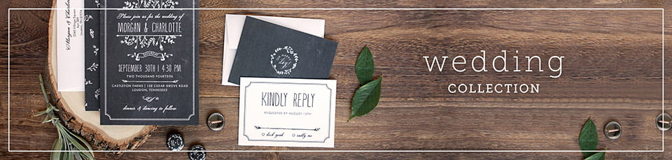 Custom Wedding Address Labels