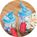 Dino Jar Favors