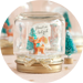 Mini Snow Globe Favors