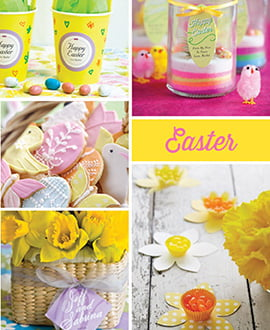 easter ideas & brunch recipes
