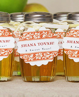 Honey Jars for Rosh Hashanah
