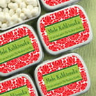 holiday mint tins