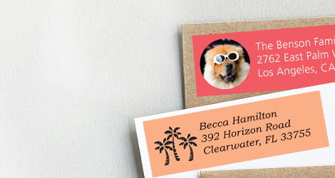 free address labels