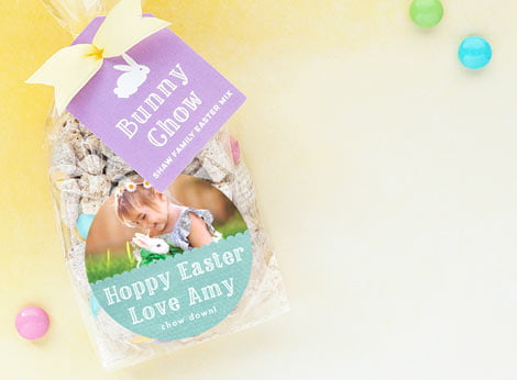 easter labels and tags