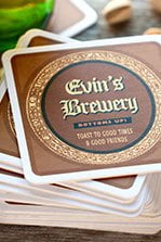 beer coasters