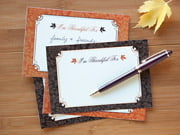 thankful cards - Magnolia style