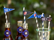 mini pennant flags