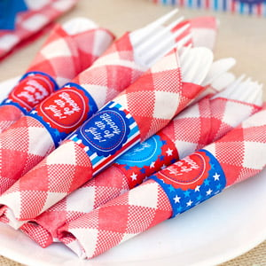 napkin wrappers