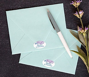 50% off select envelopes